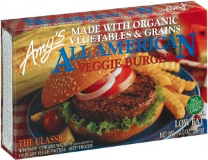 Amy's All-American Burger