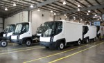 Navistar and Modec produce all-electric trucks