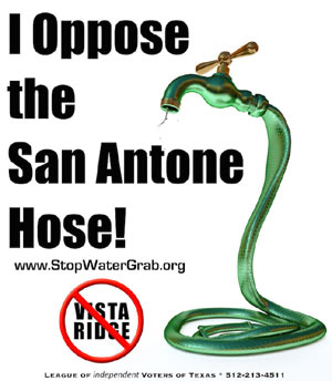 """Oppose the San Antonio Hose"" forces gain momentum"