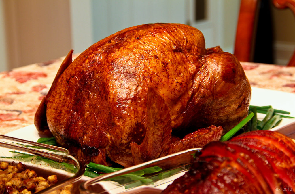 Eco-Thanksgiving, what to eat, what not to eat. Part 1: The turkey